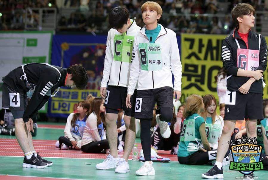 [아육대 비하인드] #방탄소년단 의 2016 추석특집 아육대 한 눈에 보기!