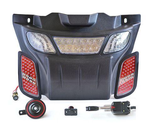 Ezgo Rxv Golf Cart Lights Kit Street Legal Led Light Bar