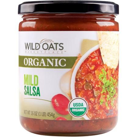 Customers tell us that Wild Oats Marketplace Organic Mild Salsa is the best that they have ever had at a great price!