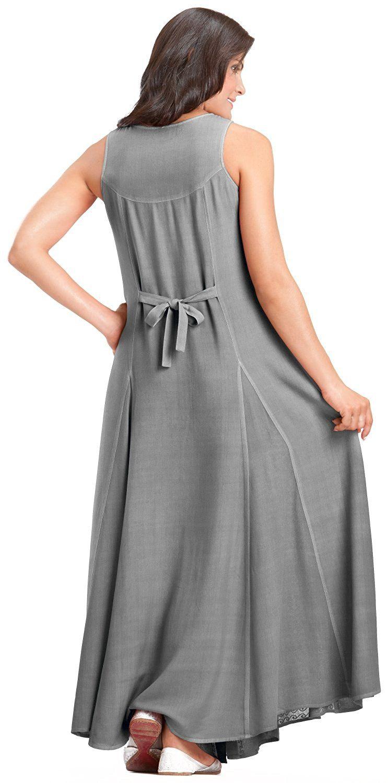 HolyClothing Fiona Full Skirt Boho Faerie Renaissance Maxi Sun Dress