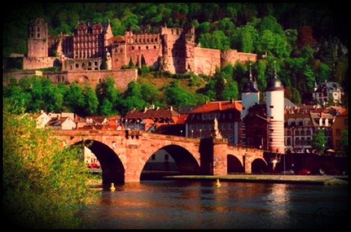 Schloss Heidelberg Deutschland Burgen Heidelberger Schloss Heidelberg