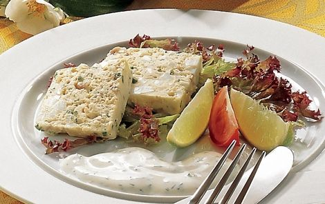 Ansjosmousse Lækker forret, der kan tilberedes dagen før