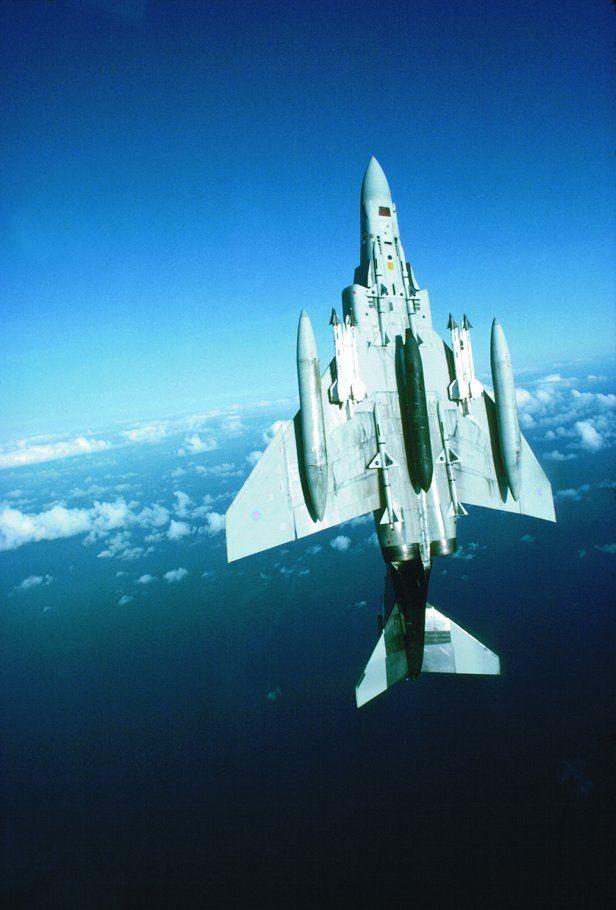 The McDonnell Douglas F-4 Phantom