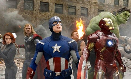 Avengers Filmes Super Herois The Avengers E Marvel Filmes