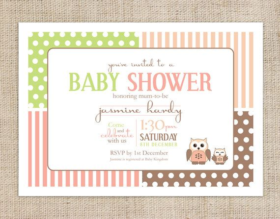 Baby Shower Invitations Free Templates Online Gorgeous Cool Free Template Baby Shower Invitation Templates  Baby Shower .
