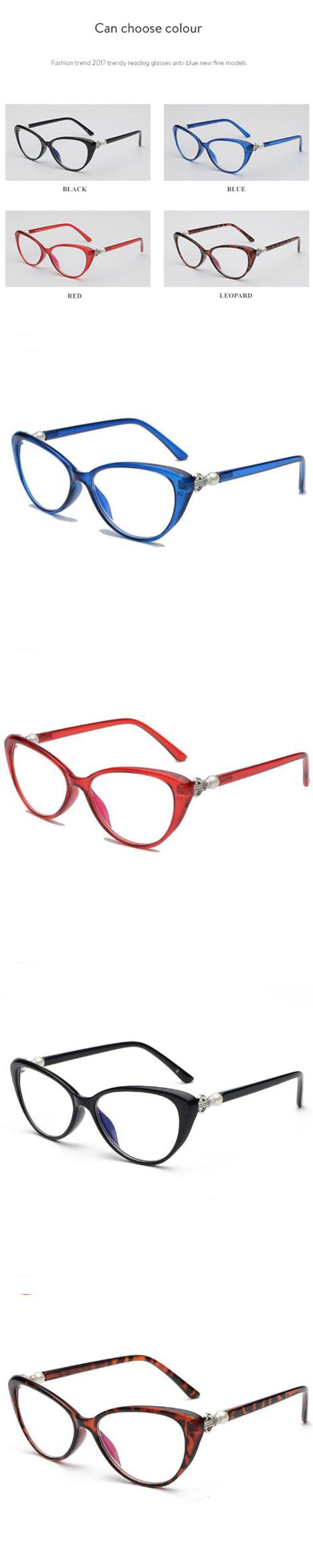 Fashion Men Women Readers Reading Glasses Plastic Unbreakable Reading Glasses with Diopter +1.0 +1.5 +2.0 +2.5 +3.0 KHC101-120