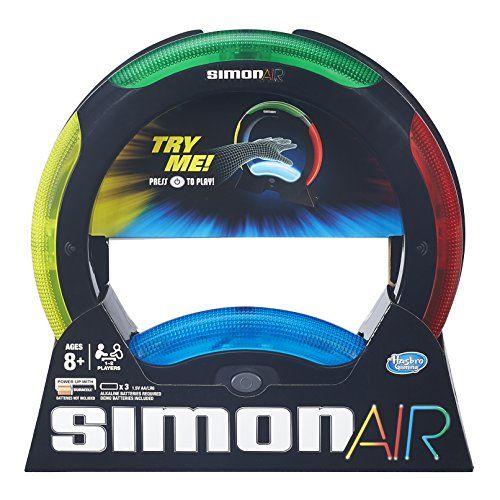Hasbro Gaming Juego En Familia Simon Air B6900eu4 Hasbro