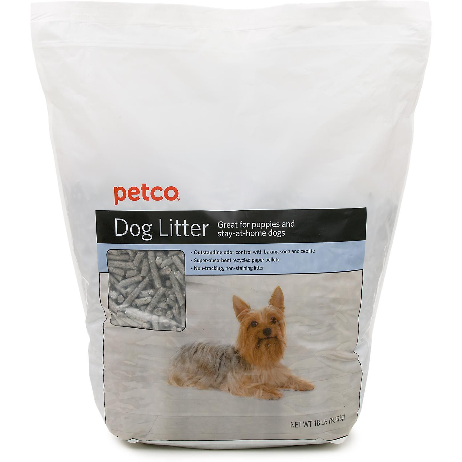 """Petco Dog Litter with Odor Control """"My Pet DreamBoard"""