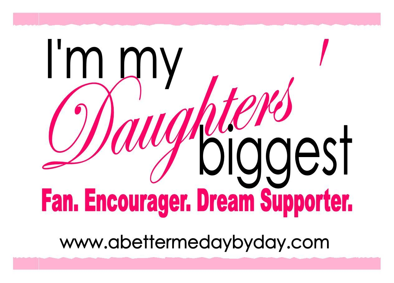 Proud of My Daughter Quotes | SO proud to be my girls' mom ... I Am Proud Of My Daughter Quotes