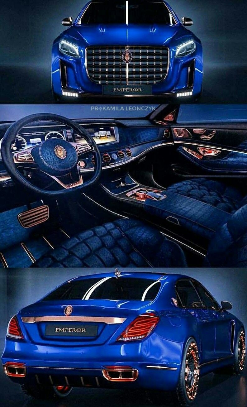 mercedes-maybach s600 $1.5 million the scaldarsi emperor i | ultra