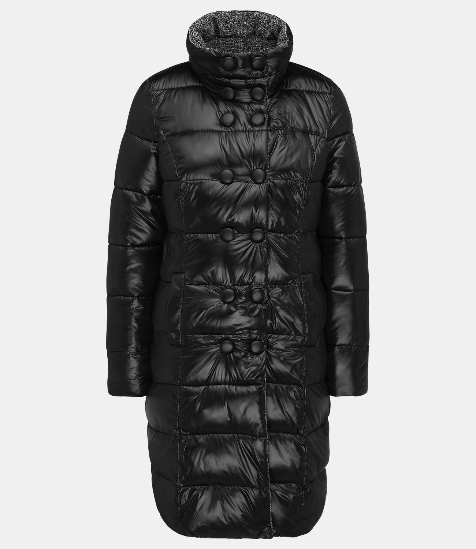 Mantel mit unechten Daunen | APART Fashion