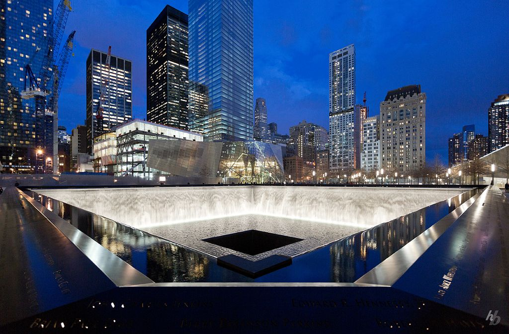 National September 11 Memorial Museum September 11 Memorial Memorial Museum Pavilion Design