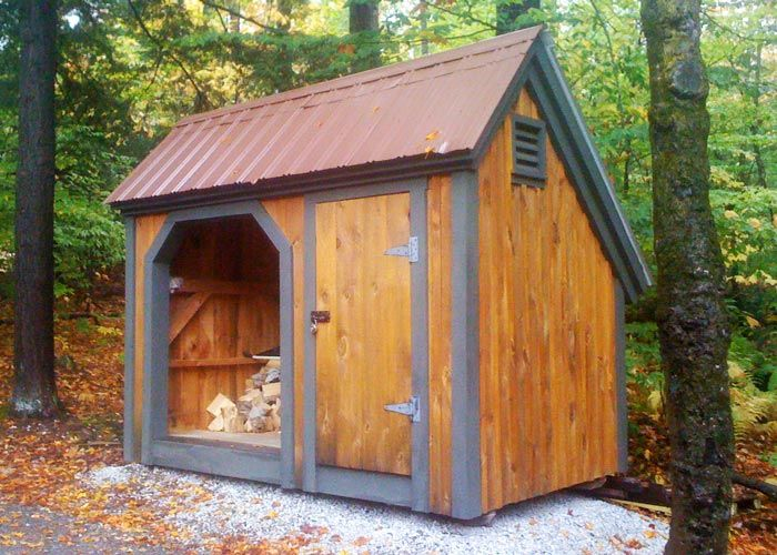 Lovely Need A Shed To Store Your Firewood? This 6u0027 X 12u0027 Firewood Storage