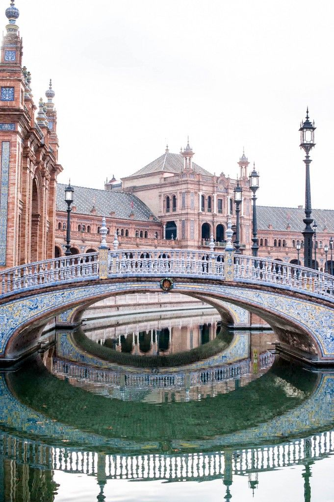 48 Hours In Seville Spain Itinerary Map With Images
