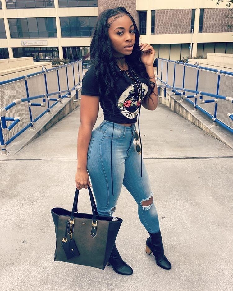 California Black Girl Fashion: Pin On Fashion On Some Other Shit