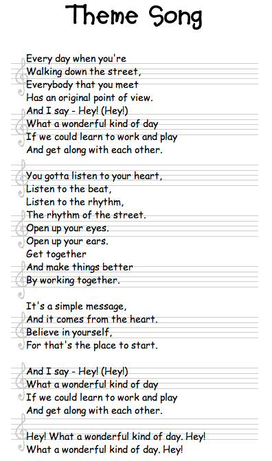 All things work together for good song lyrics