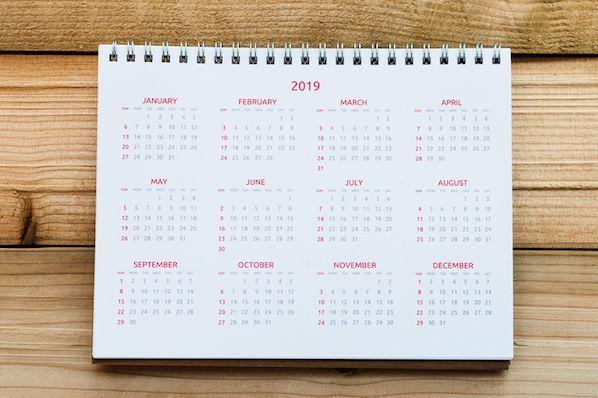 The Ultimate Social Media Holiday Calendar for 2019 Template SEO