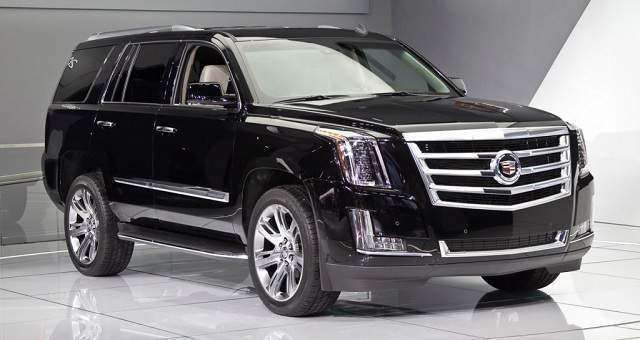 2017 cadillac escalade hybrid is a classy suv with a. Black Bedroom Furniture Sets. Home Design Ideas