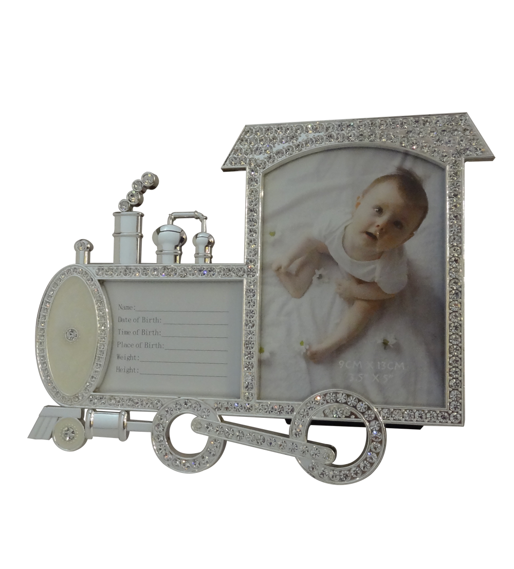 baby engine photo frame online gift shopping india silver baby engine photo frame online home decor gifts