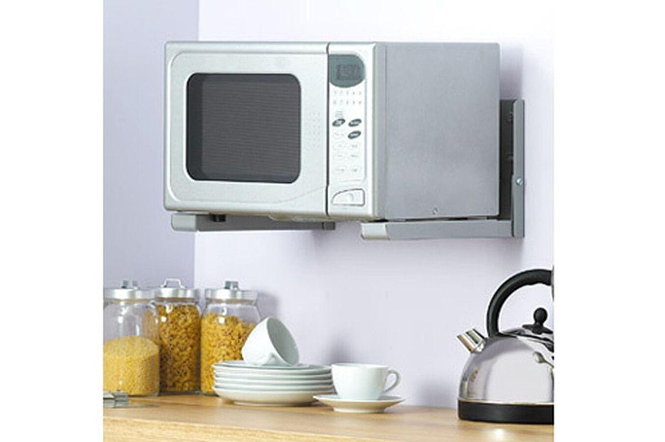 Etagere Micro Onde Transforming Furniture Modern Kitchen Tiny Kitchen