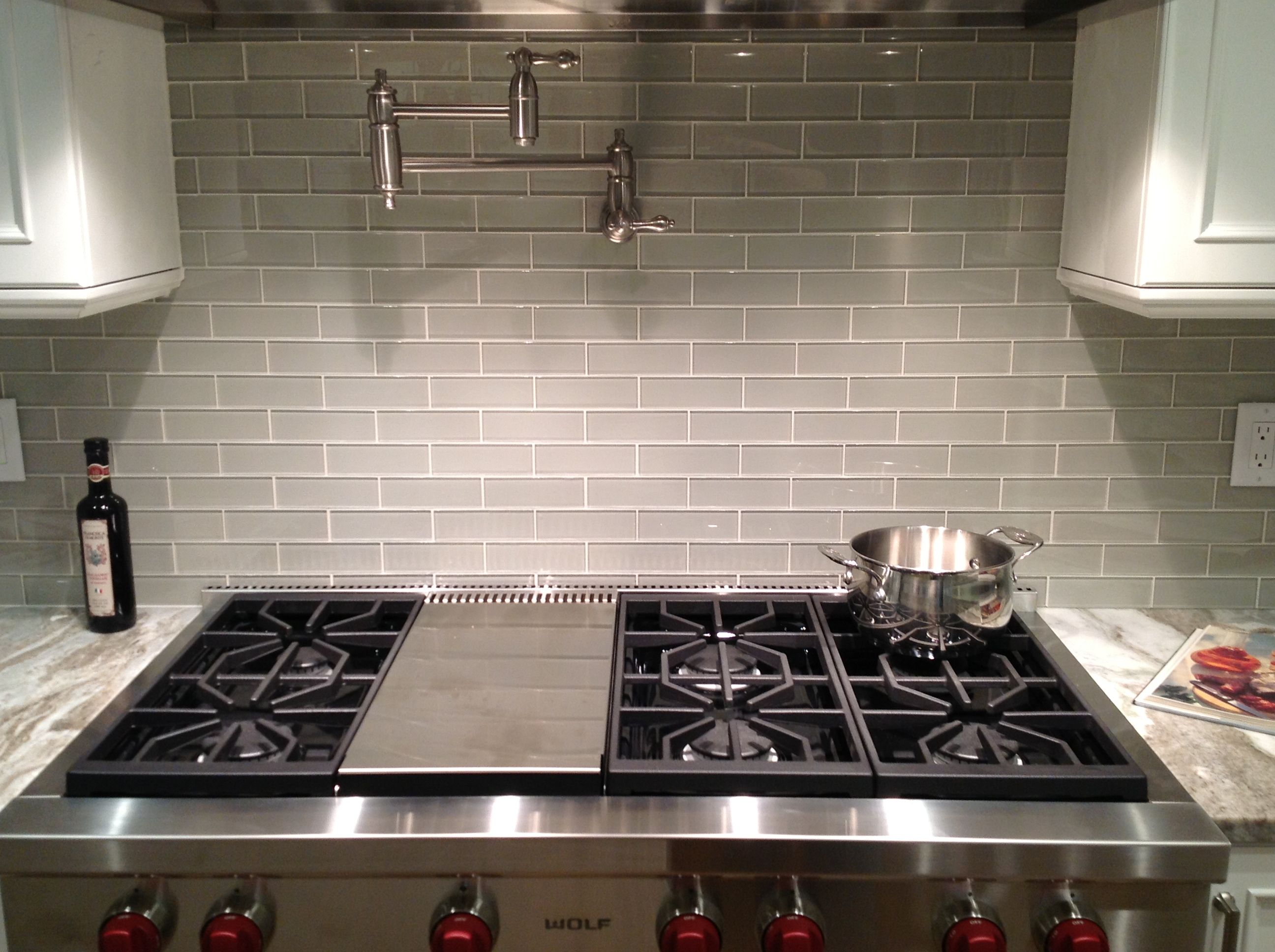 Fascinating 2 X 6 Subway Tile Backsplash Images Inspiration