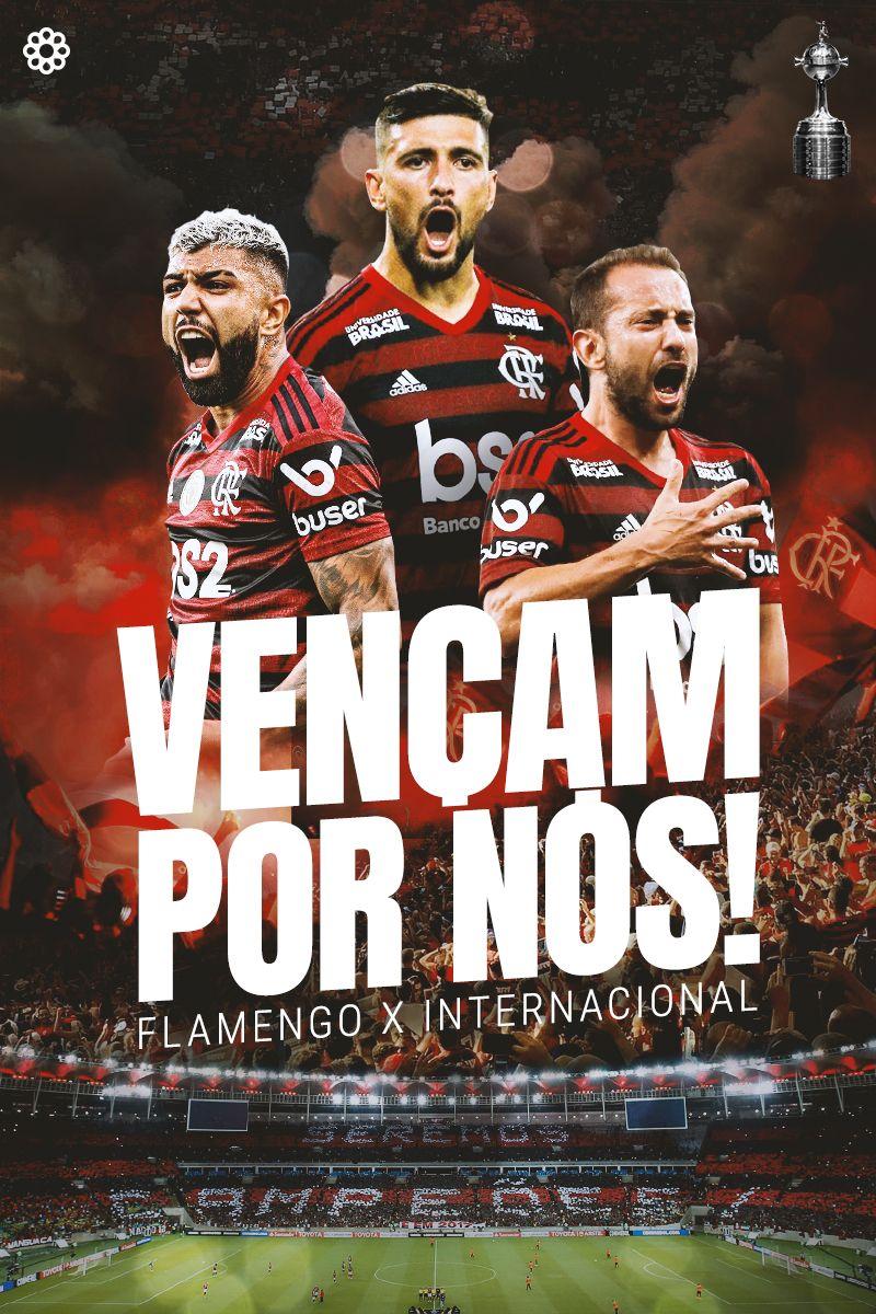 Pin De Randall Espinozavillarreal Em Mengao Flamengo E Atletico Flamengo Flamengo X Internacional