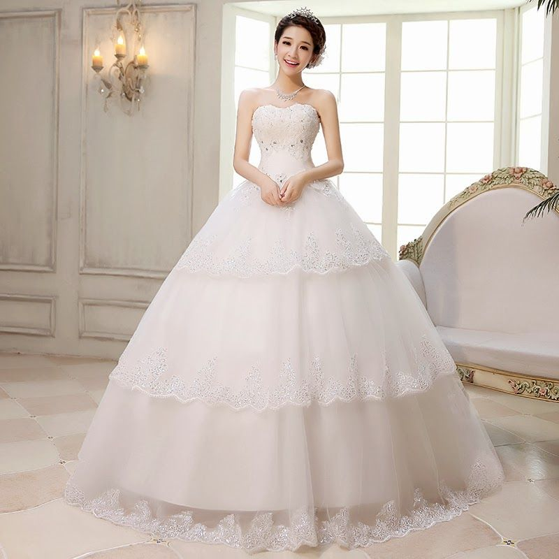 wedding gowns corea