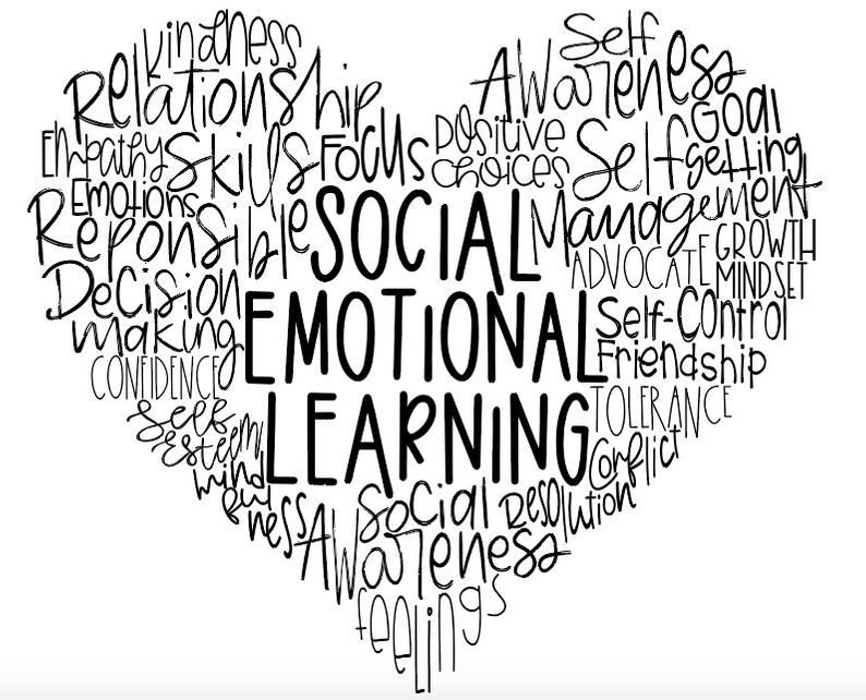 Social Emotional Learning Shirt Counselor Shirt Teacher Etsy Social Emotional Learning Learning Quotes Inspirational Learning Quotes Education