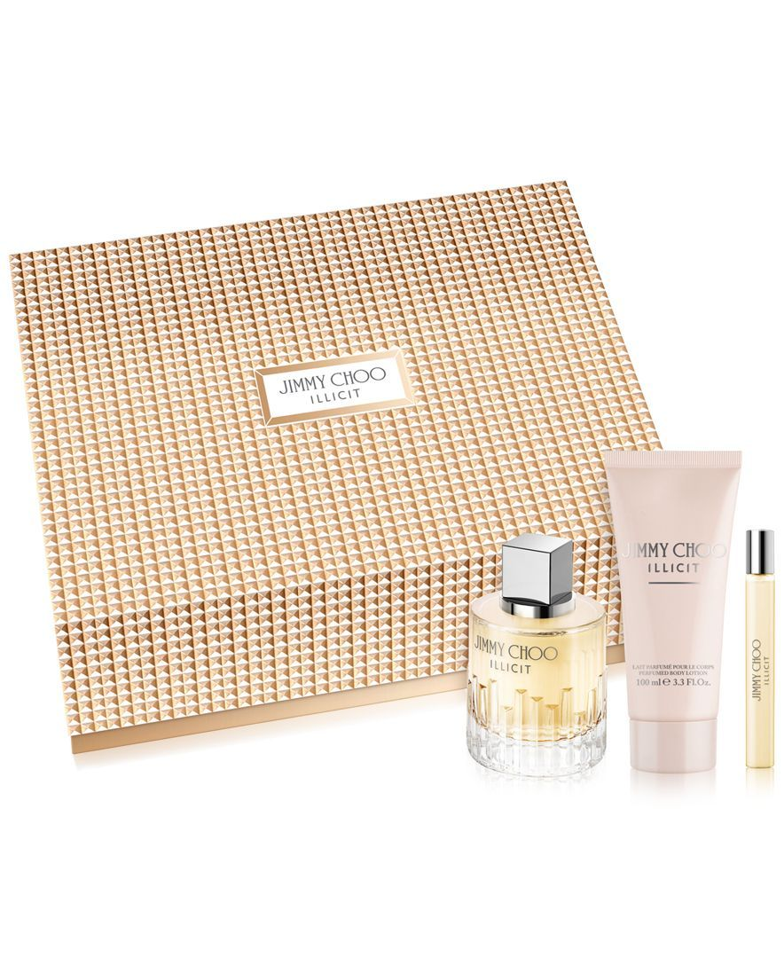 Jimmy choo illicit gift set reviews all perfume