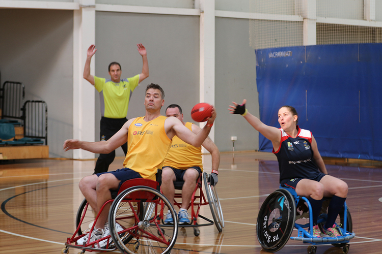 Photo Gallery — Disability Sports Australia in 2020