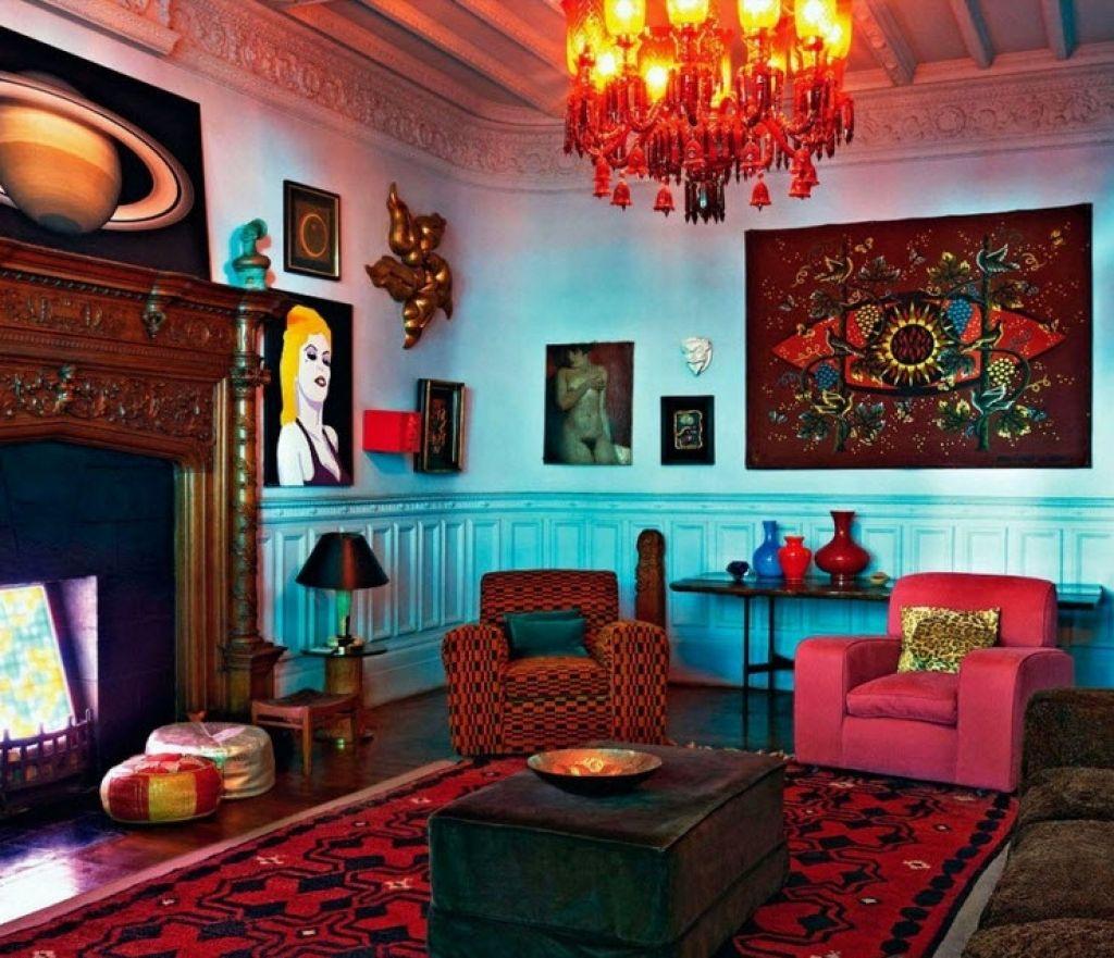 Modern bohemian home decor  Bohemian Home Decor Ideas Home Decor Ideas Bohemian Silimci