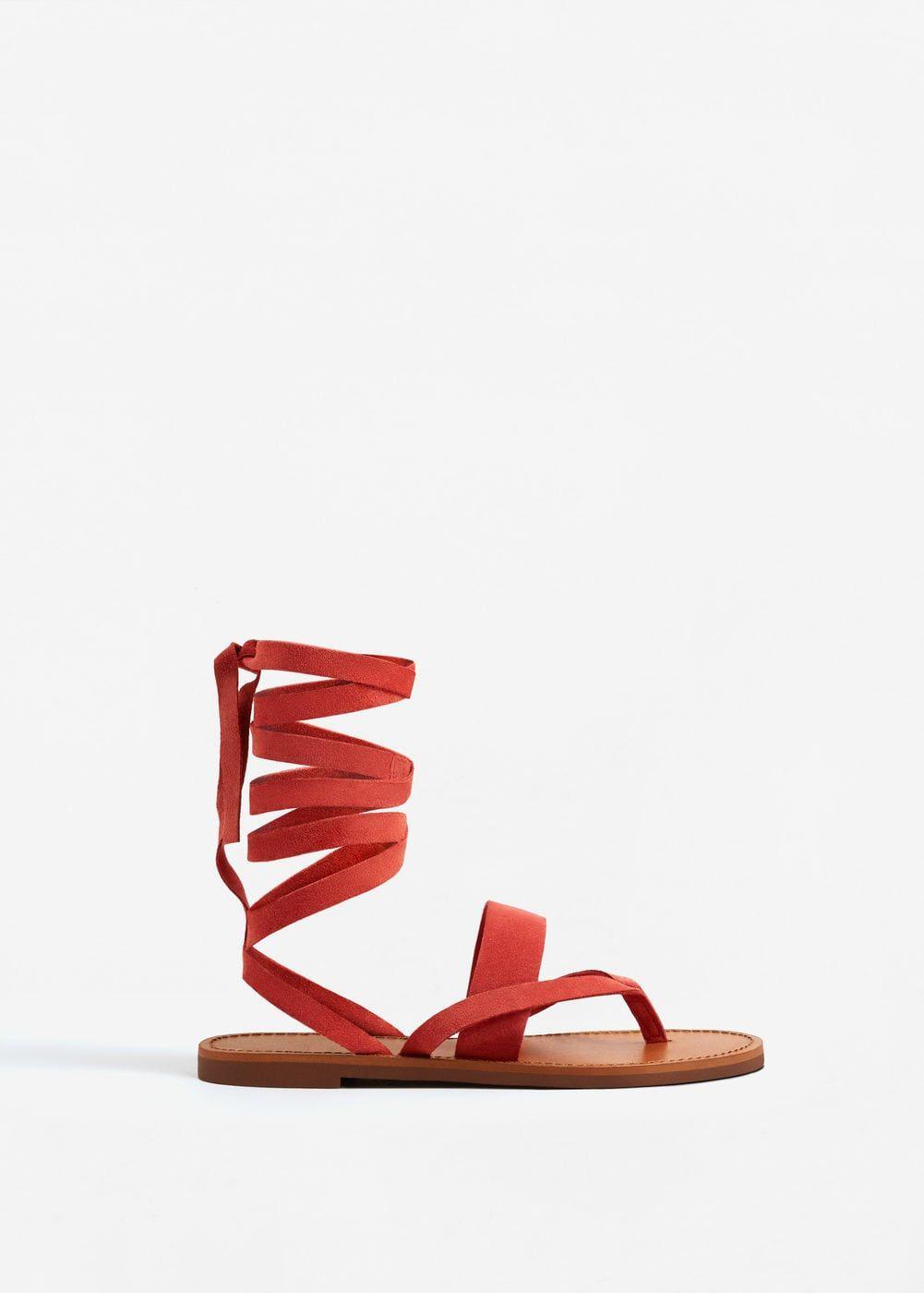 c2cc1fb06 Sandalia romana piel - Zapatos de Mujer