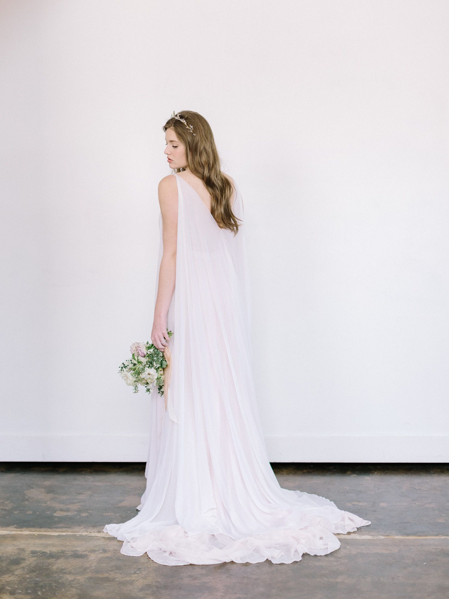 Welcoming Spring In Salt Lake City Movement White Space Wild Florals Christina Harrison Photography Grecian Wedding Dress Leanne Marshall Wedding Dresses Grecian Wedding [ 2000 x 1500 Pixel ]