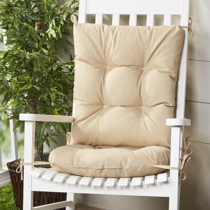 Wayfair Basics Indoor/Outdoor 2 Piece Rocking Chair