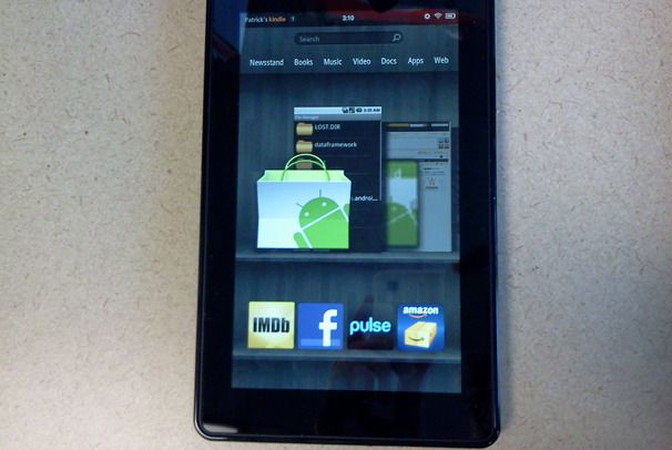 how to install the android market to your Kindle Fire~ For those of my…