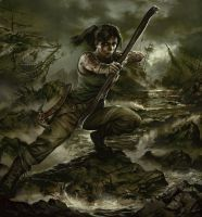 Tomb Raider-Survival by daRoz
