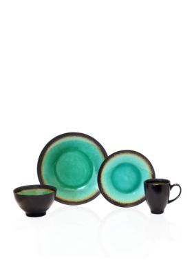 Baum Brothers GLXY COUPE JADE 16PC SET:No Size:GREEN | Products ...