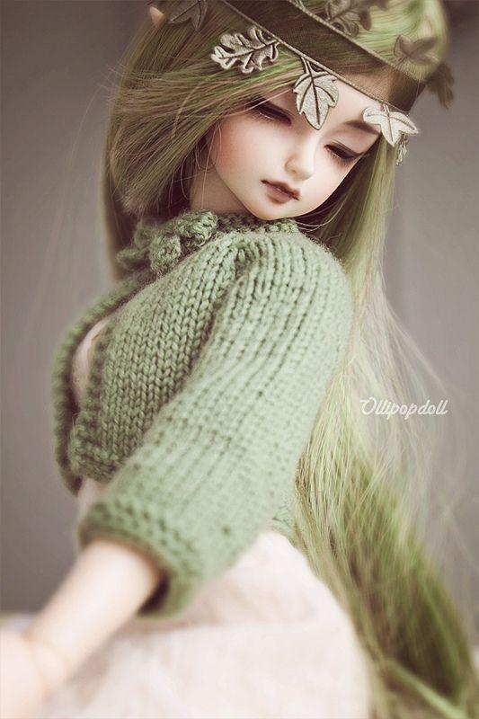 My green fairy | por ❀ Ollipopdoll ❀