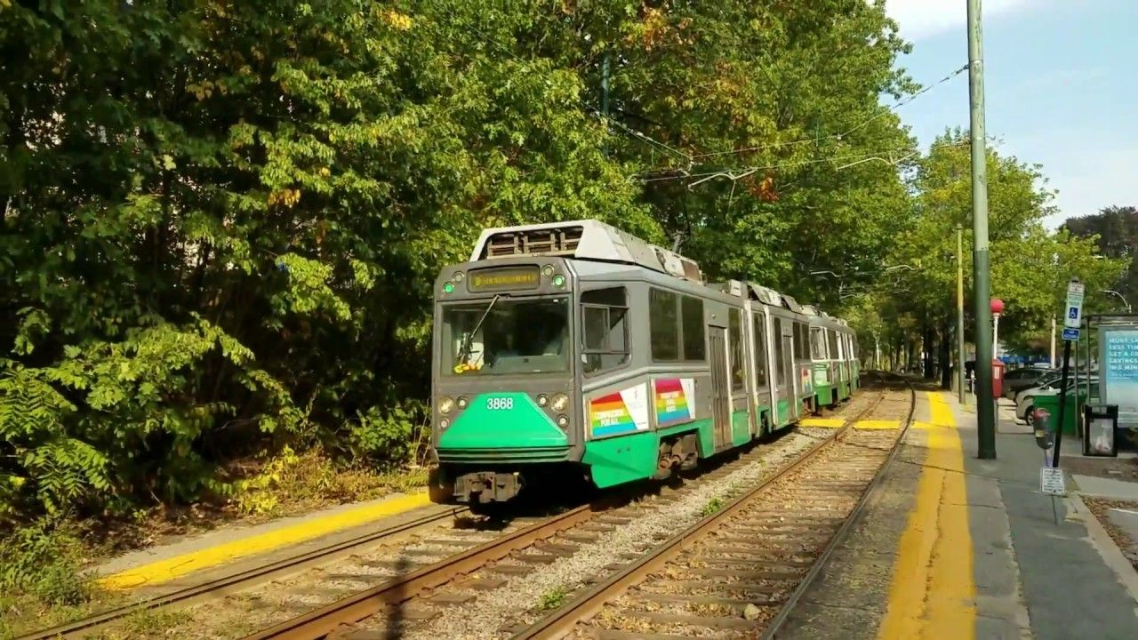 Mbta Subways Ii  Boston Subway System Tour Featuring Red