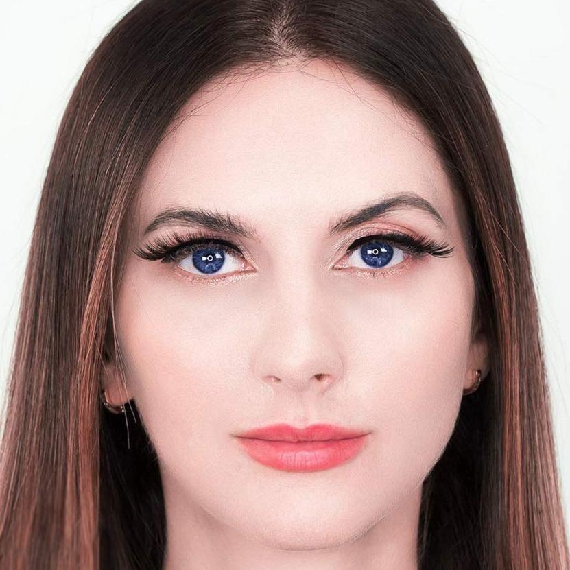 Eyeliner eyelash kit with images eyelash