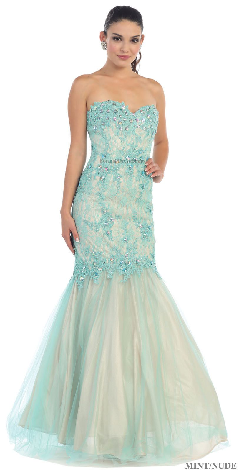 Cool great sale mermaid evening gowns formal prom dance sweet
