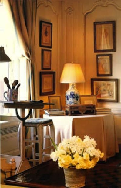 Jackie Kennedy Onassis' Fifth Avenue apartment ...