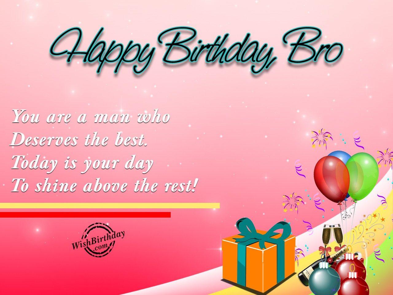 YouDeservesTheBestjpg 1280 960 birthday – Best Greeting for Birthday