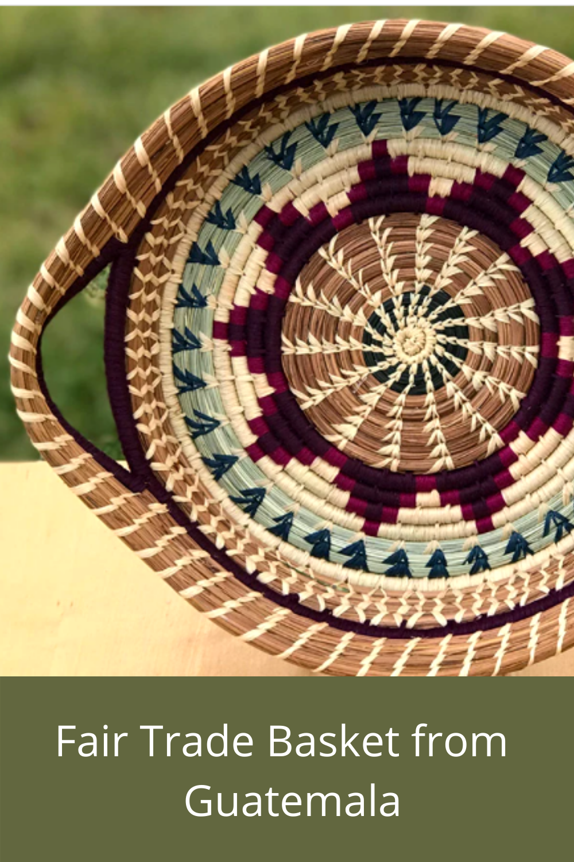 Holiday Gift Idea: Fair Trade Baskets