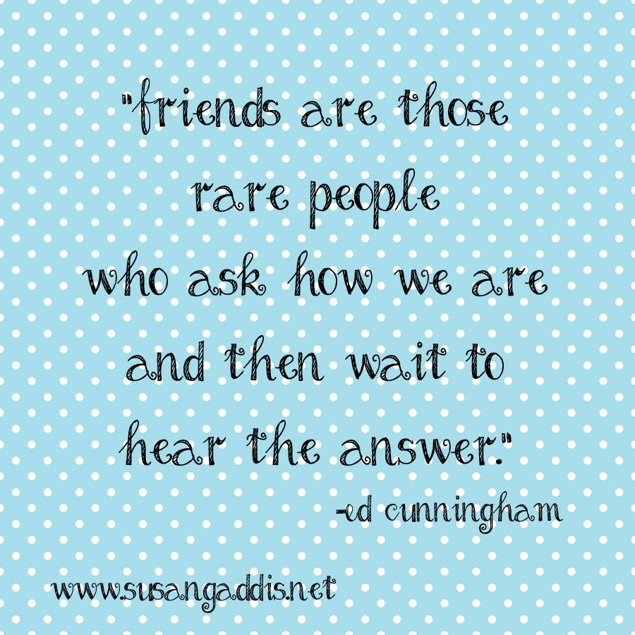 Meaningful Quotes About Friendship Best The Secret Ingredient To A Meaningful Friendship  Friendship