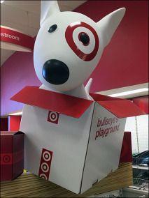 Target Bullseye Dog In A Box 1