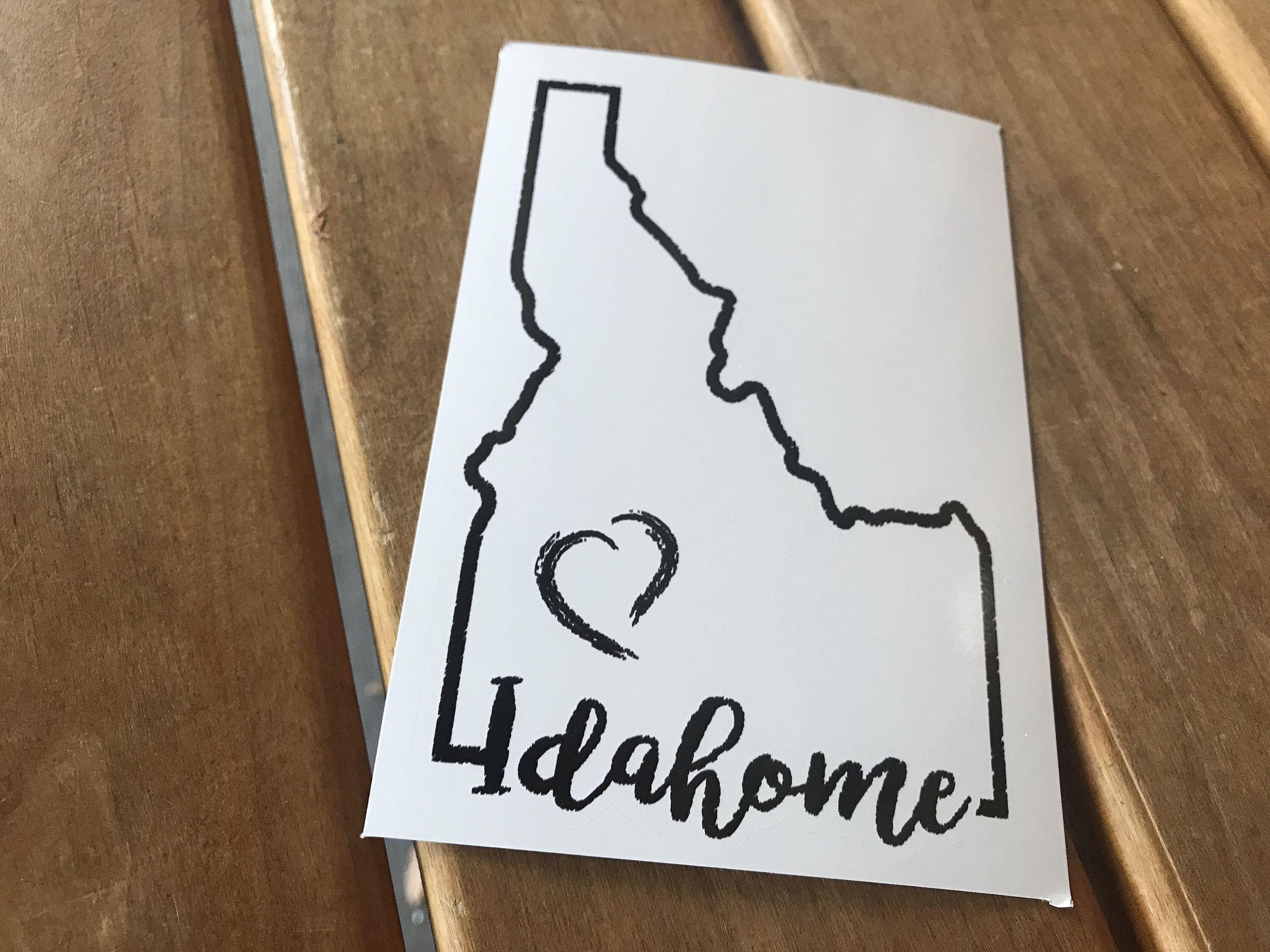 Excited To Share This Item From My Etsy Shop Idaho Decal Idahome Bumper Sticker Idahome Idaho Car Stickers Idaho Souvenir Bumper Stickers Idaho Idahome [ 2250 x 3000 Pixel ]