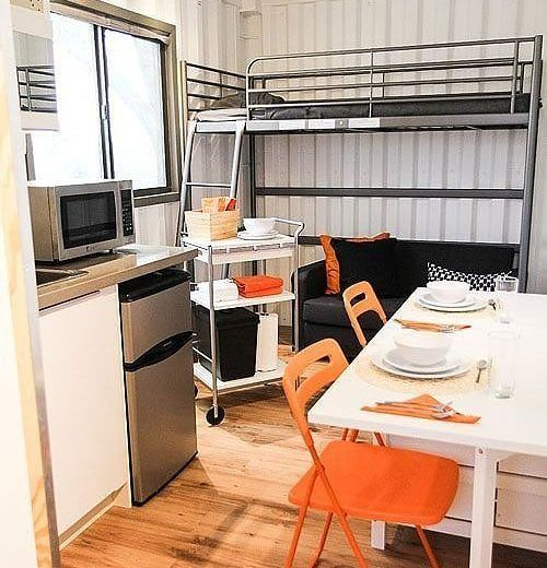 Can I Put A Tiny Home On My Property How Do You Insulate A Container Home Building A Container Home Container House Container House Plans