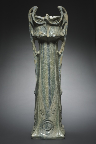 Vase De Binelles by Hector Guimard for Sevres.