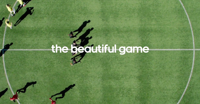 Unique POV Soccerball Gives 360º View of the World Cup